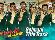 Check out 'Title Track' video song from Golmaal Ag...