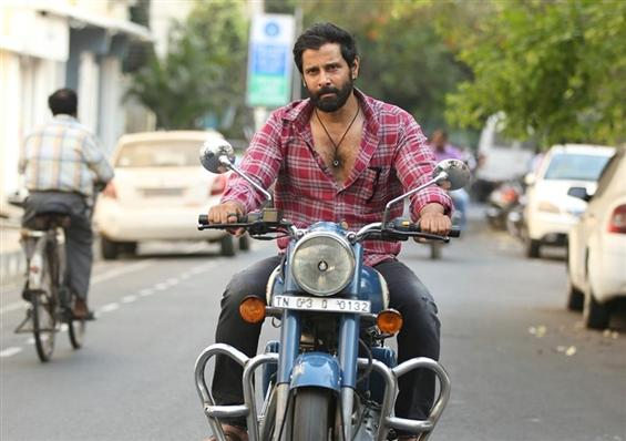 Chiyaan Vikram's Sketch on track for a January release image