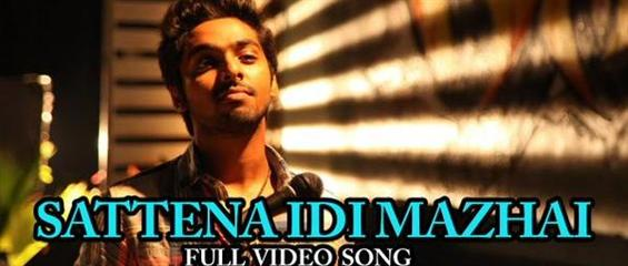 Darling Video song - Sattena Idi Mazhai - Tamil Movie Poster