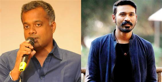 Dhanush and Gautham Menon to join hands for En Mel Paayum Thotta? - Tamil Movie Poster