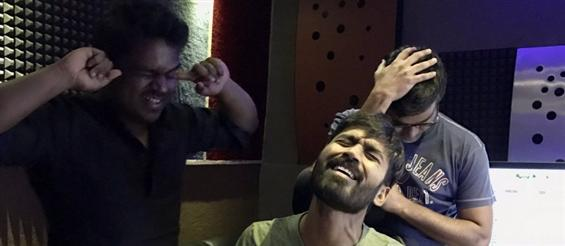 Dhanush Teams Up With Selvaraghavan and Yuvan Shankar Raja - Tamil Movie Poster