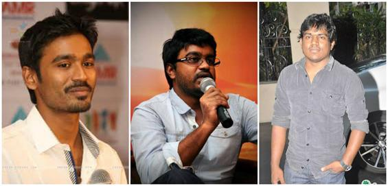 Dhanush to produce Selvaraghavan's next  - Tamil Movie Poster