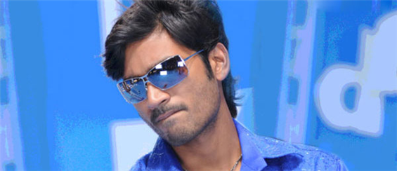 Dhanush to team up with K.V. Anand - Tamil Movie Poster