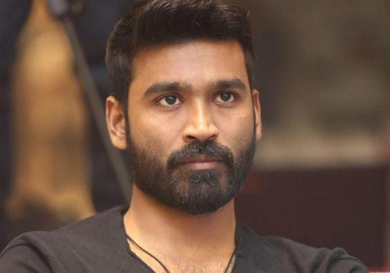 Dhanush walks out of an Interview - here's what happened  - Movie Poster