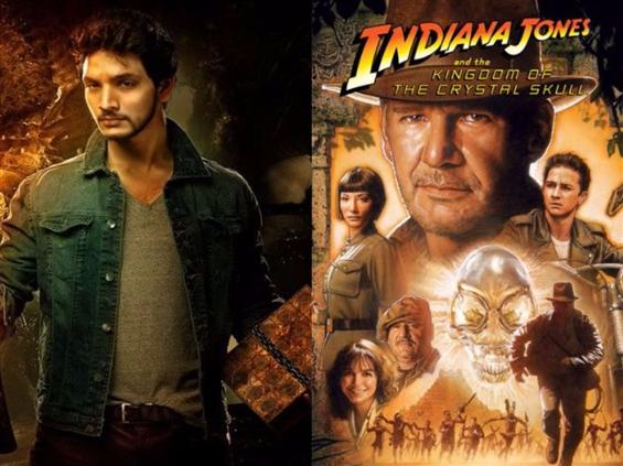 Does Indrajith Trailer remind you of Indiana Jones...