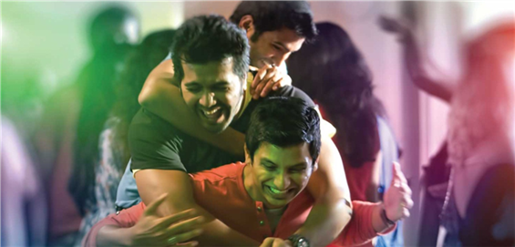 Endrendrum Punnagai Censored - Tamil Movie Poster