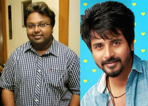 Exclusive - Director Ponram updates about SK12 - his film with Sivakarthikeyan image