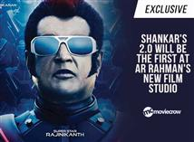 Exclusive: Shankar's 2.0 will be the first at AR R...