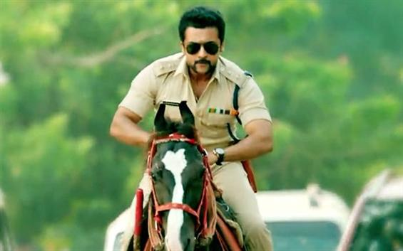 Factors that postponed the release of S3 - Movie Poster