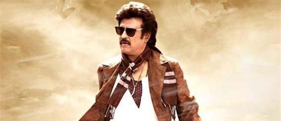 Final day of the climax shoot for Rajnikanth's Lingaa - Tamil Movie Poster