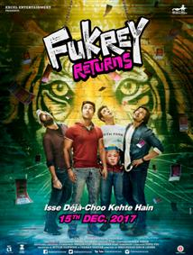 Fukrey Returns comes with a new poster and a relea...
