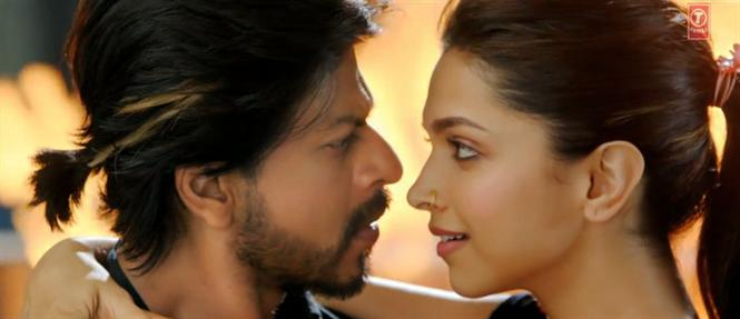 Gallery: Happy New Year Stills Shahrukh Khan Deepika ...