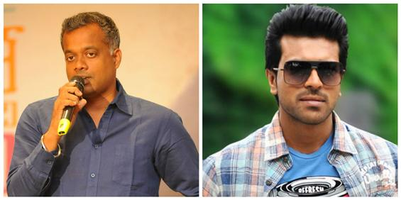 Gautham Menon to work with Ram Charan? - Tamil Movie Poster