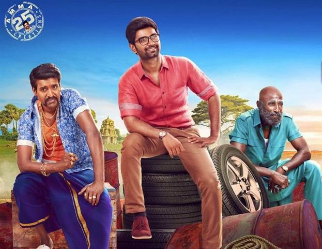 Gemini Ganeshanum Suruli Raajanum (GGSR) Movie Review - A  Time pass entertainer