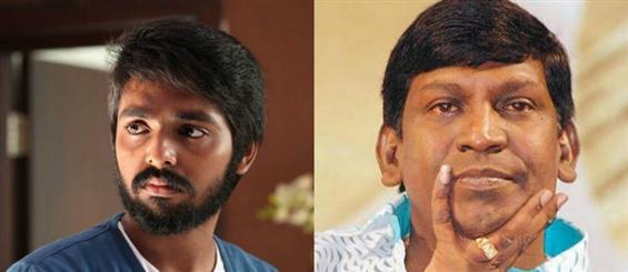 GV Prakash teams up with Vadivelu for Ram Bala's next - Tamil Movie Poster