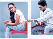 GV Prakash's 100% Kaadhal begins with a pooja