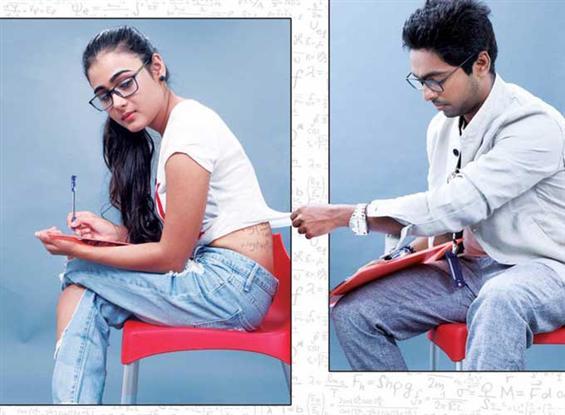 GV Prakash's 100% Kaadhal begins with a pooja image