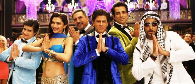 Happy new year movie release date