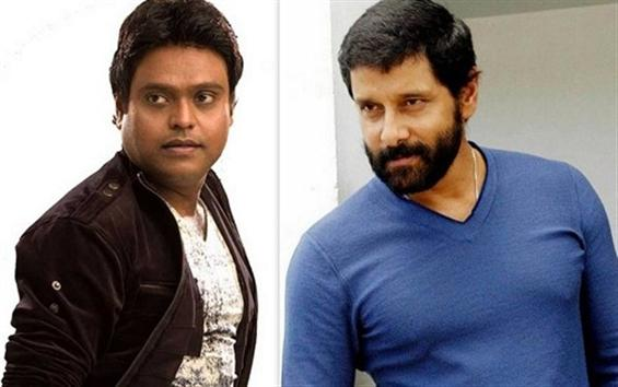 Harris to score music for Vikram - Anand Shankar movie? - Tamil Movie Poster