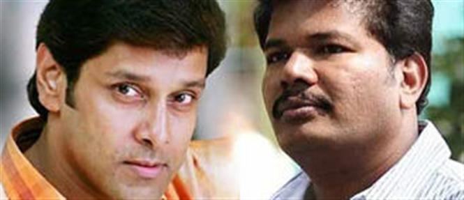 I - Director Shankar's new movie with Vikram