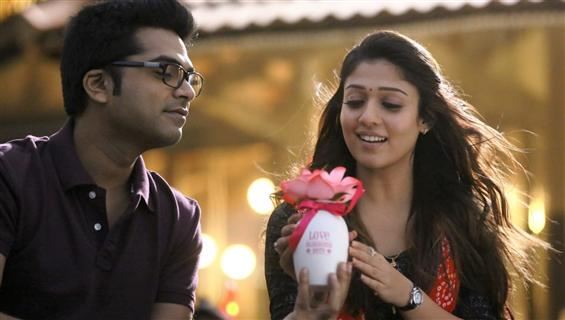 Idhu Namma Aalu Review - Breezy Love Experience - Tamil Movie Poster