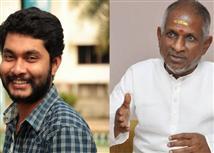 Ilayaraja and Kalathur Gramam fame Mithun Kumar te...