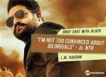 """I'm not too convinced about bilinguals"" - Tarak (..."