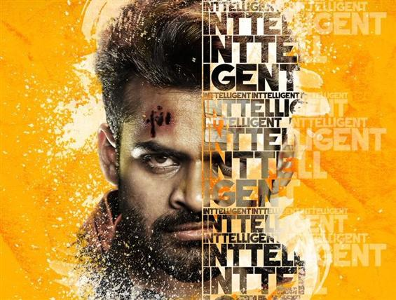 News Image - Inttelligent First Look feat. Sai Dharam Tej is out image