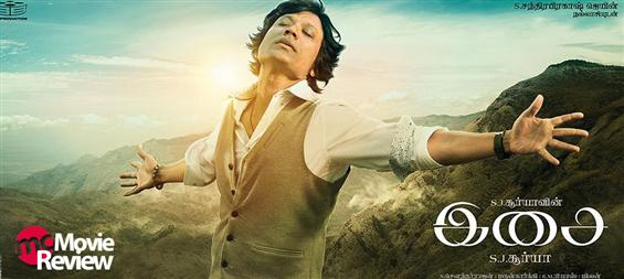 Isai Review -  Ambitious Drama - Tamil Movie Poster