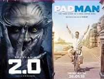 It will be either Padman or 2.0, says Akshay Kumar