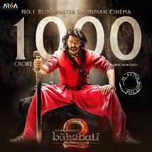 It's 1000 for Baahubali The Conclusion