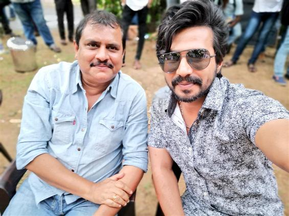 Jagathala Khiladi is the title of Vishnu Vishal 's...
