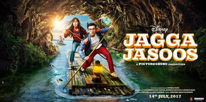 'Jagga Jasoos' Finally Gets A Confirmed Release Date