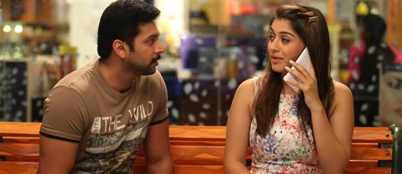 Jayam Ravi's Romeo Juliet team to shoot in Kumbakonam - Tamil Movie Poster