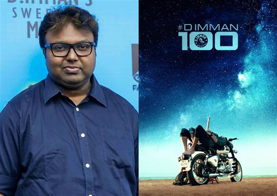 Jayam Ravi's Tik Tik Tik is Imman's 100th film