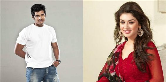 Jiiva and Director Ramprakash Rayappa team up for a new film - Tamil Movie Poster