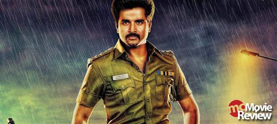 Kaaki Sattai Review - Passable Masala - Tamil Movie Poster