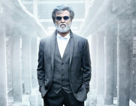 Kabali gets tax exemption - Tamil Movie Poster