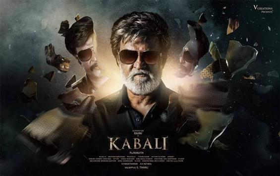 Kabali storm hits USA; rakes in $1 Million even before the start of the premiere shows - Tamil Movie Poster