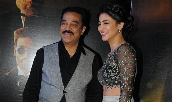 Kamal - Shruthi Haasan movie to start from May? - Tamil Movie Poster