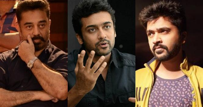 Kamal Haasan, Suriya and other Tamil celebrities come in support of Jallikattu
