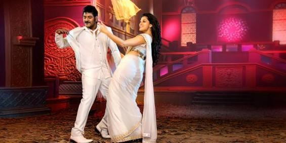 Kanchana2 Music Review  - Tamil Movie Poster