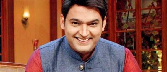Kapil Sharma wraps first schedule for 'Firangi' - Movie Poster