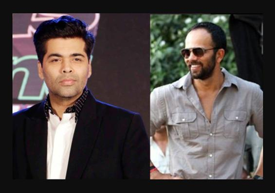 Karan Johar teams up with Rohit Shetty to host a reality show? image