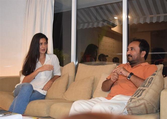 Katrina Kaif to star opposite Hrithik Roshan in Super 30?