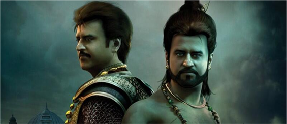 Kochadaiiyaan Songs  - Tamil Movie Poster