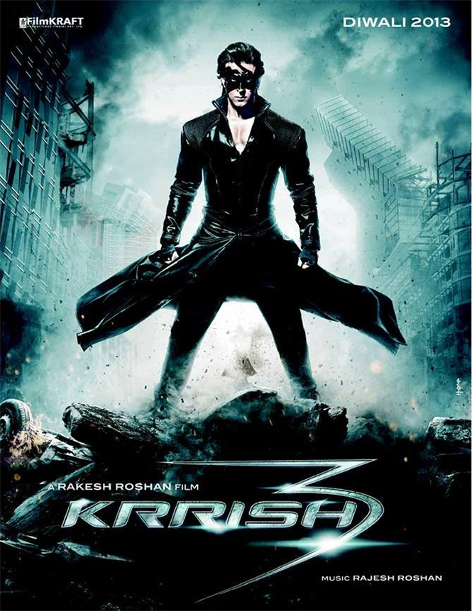 Krrish 3 Official Trailer Tamil