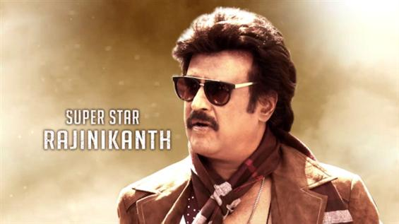 Lingaa First Look Motion Poster - Tamil Movie Poster