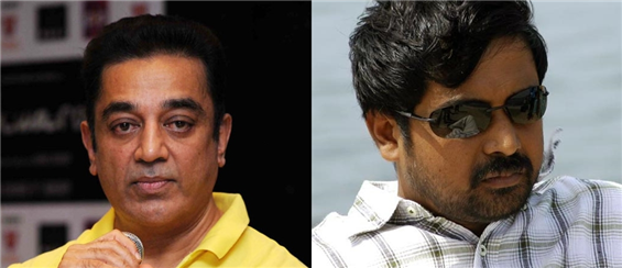 Lingusamy confirms Kamal Haasan's film - Tamil Movie Poster