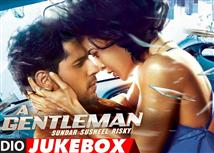 Listen to 'AGentleman' Audio JukeBox